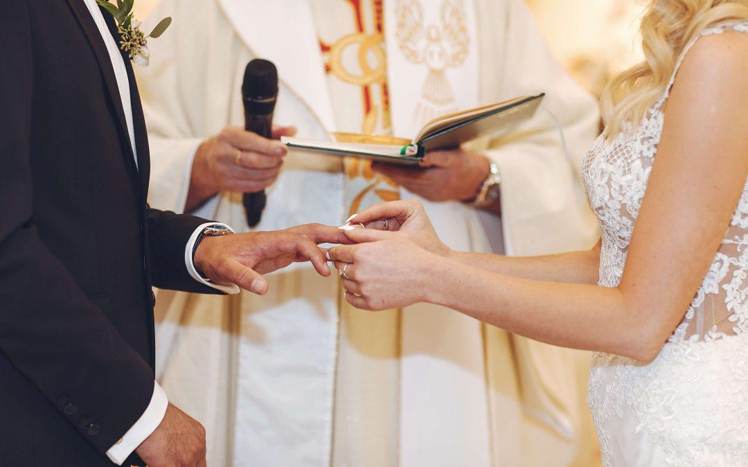 Egyházi szertartás menete